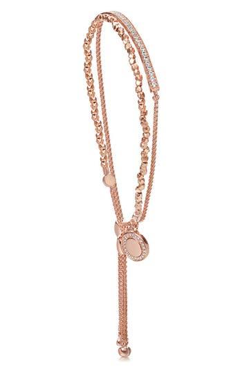 Astley Clarke Cosmos Kula Sapphire Stack Bracelet