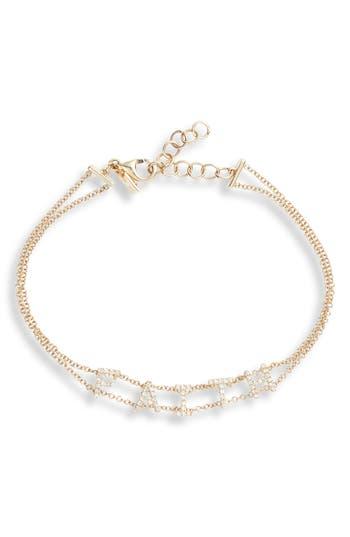 EF Collection Faith Diamond Bracelet