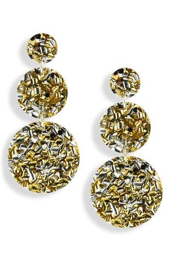 The Accessory Junkie Elaine Triple Drop Earrings