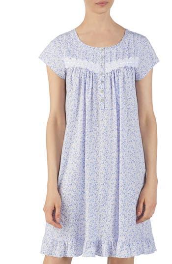 Eileen West Cotton Jersey Nightgown