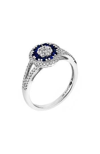 Bony Levy Sapphire & Diamond Ring