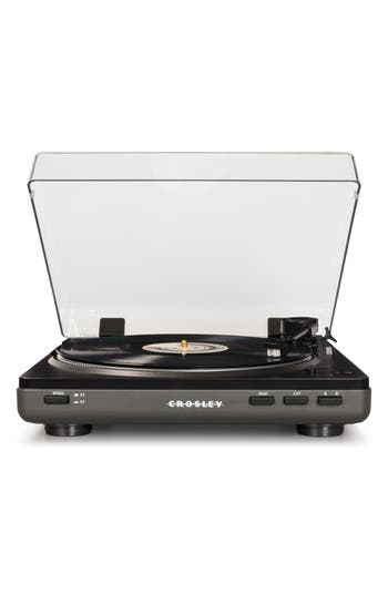 Crosley Radio T400 Two-Speed Automatic Turntable