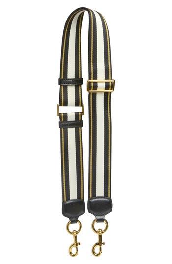 MARC JACOBS Double Stripe Webbing Strap