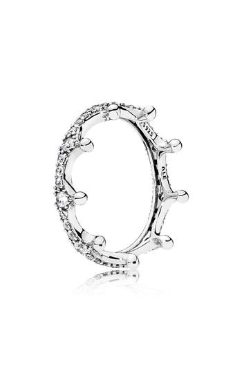 PANDORA Crown Stacking Ring