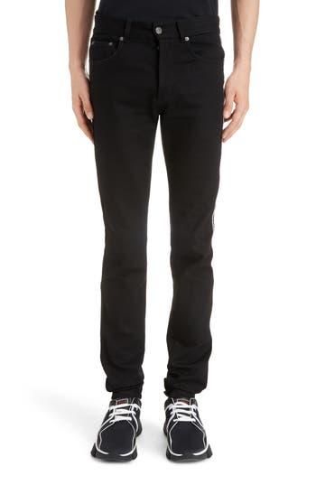 Givenchy Side Stripe Skinny Jeans