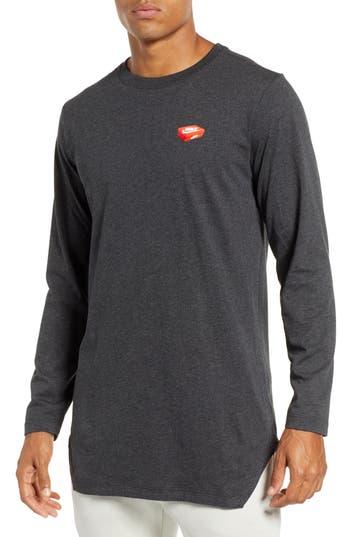 Nike NSW Shoe Box Graphic Long Sleeve T-Shirt