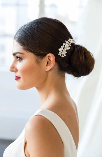 Brides & Hairpins Cameo Comb