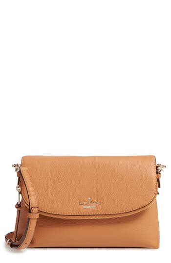 kate spade new york jackson street - harlyn leather crossbody bag