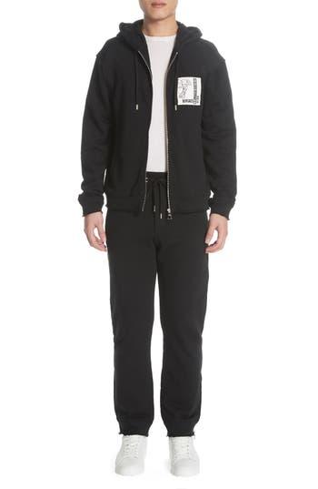 Versace Collection Zip Hoodie & Track Pants Set