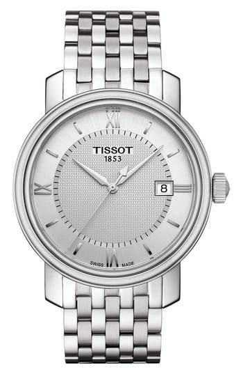 Tissot Bridgeport Bracelet Watch, 40mm