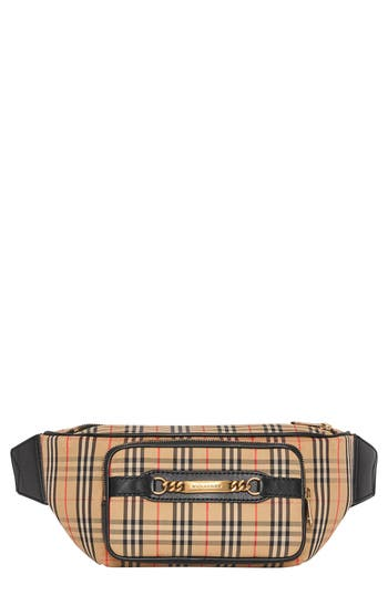 Burberry Joey Check Waist Pack