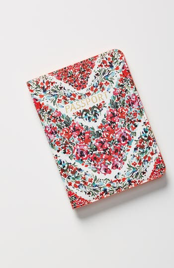 Anthropologie Pippa Passport Holder