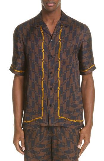 Dries Van Noten Carlton Print Shirt
