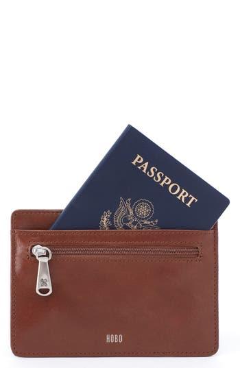 Hobo Euro Slide Credit Card & Passport Case
