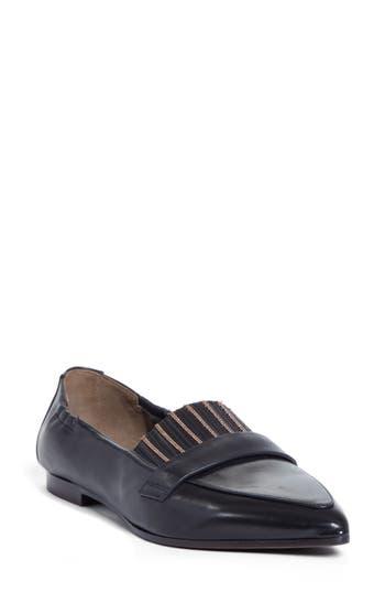 Brunello Cucinelli Pointy Toe Flat (Women)