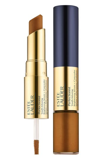 Estee Lauder Perfectionist Youth-Infusing Brightening Serum + Concealer - 6N Extra Deep