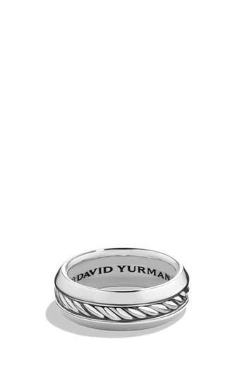 David Yurman'Classic Cable' Band Ring