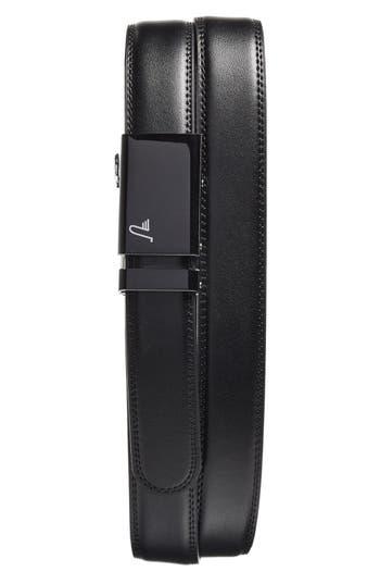 Men's Mission Belt 'Vader'Leather Belt