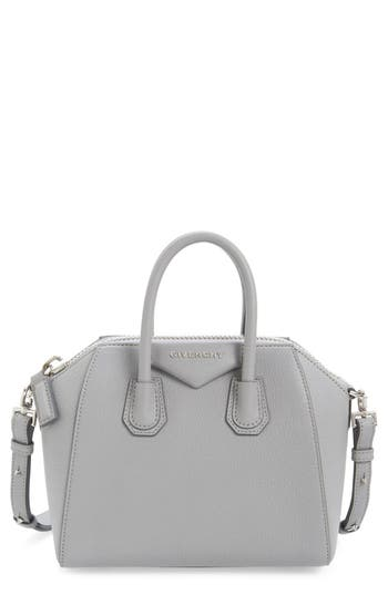Givenchy 'Mini Antigona' Sugar Leather Satchel - at NORDSTROM.com