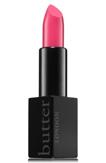 Butter London Plush Rush Lipstick - Rebellious