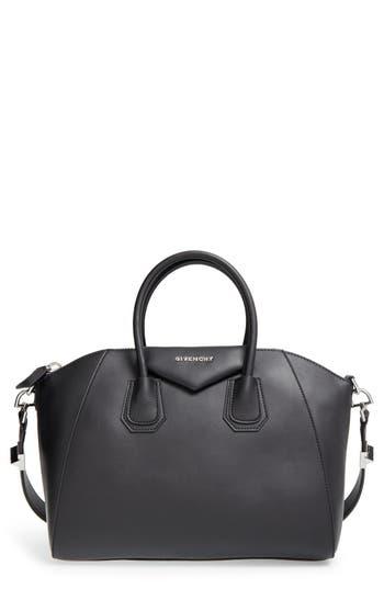 Givenchy 'Medium Antigona' Leather Satchel