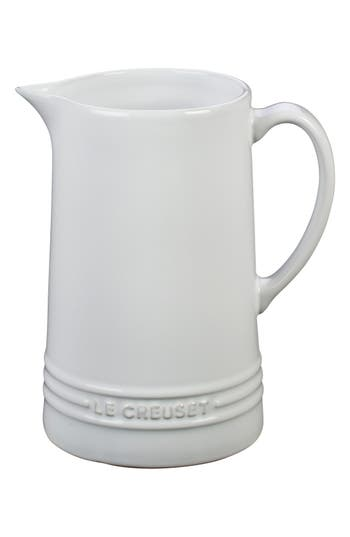 Le Creuset Glazed Stoneware 1 2/3 Quart Pitcher