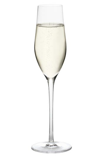 Nordstrom At Home Ravenna Set Of 4 Champagne Flutes