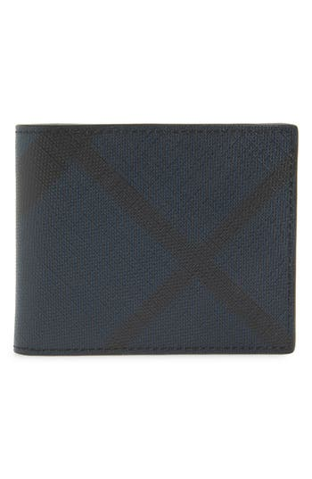 Burberry Check Wallet -