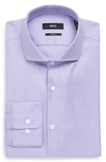 Men's Boss Sharp Fit Dress Shirt