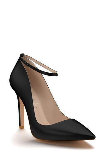 Shoes Of Prey Ankle Strap Pump
