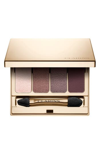 Clarins 4-Colour Eyeshadow Palette - Rosewood