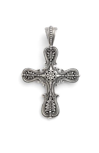 Women's Konstantino 'Penelope' Cross Pendant
