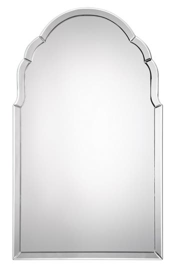 Uttermost Frameless Arch Mirror