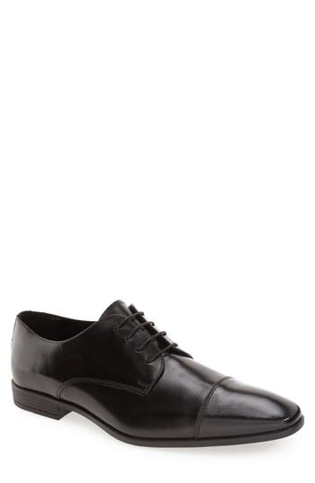 The Rail 'Stark' Cap Toe Derby