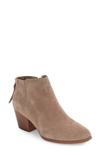 Sole Society River Bootie, Beige