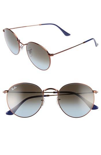 Ray-Ban Icons 50Mm Retro Sunglasses -