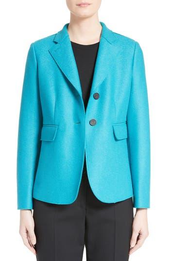 Women's Armani Collezioni Double Face Wool Jacket