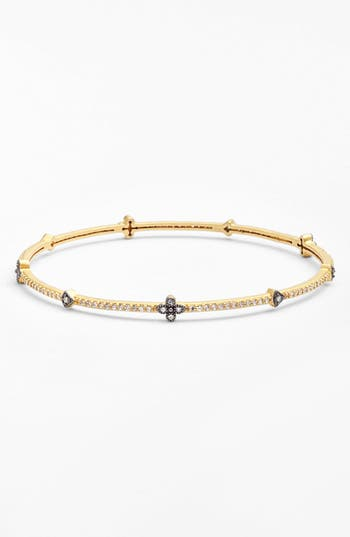 Women's Freida Rothman Clover Station Bangle