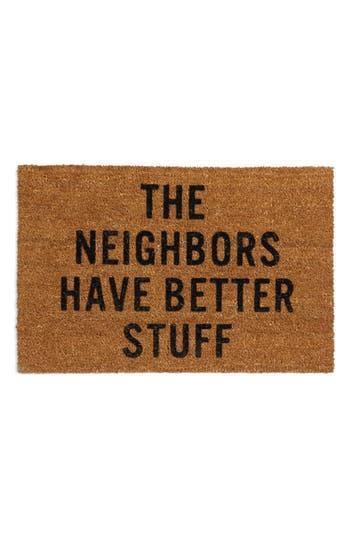 Reed Wilson Design Neighbors Doormat