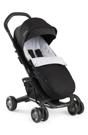 Infant Nuna Pepp(TM) Stroller Footmuff Size One Size  Black