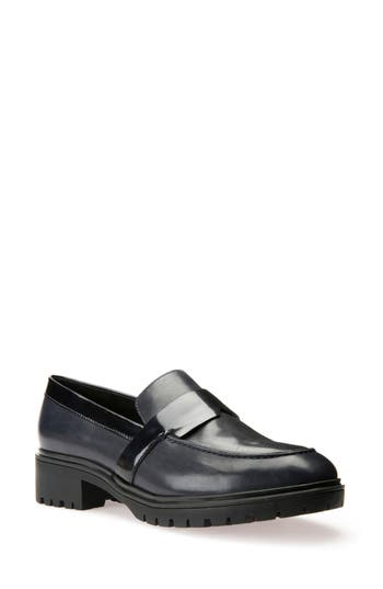 Geox Peaceful Loafer Pump