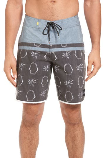 Quiksilver Stomp Mix Board Shorts
