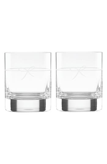 Kate Spade New York Ingram Way Set Of 2 Double Old Fashioned Glasses