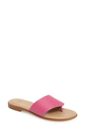 Johnston & Murphy Raney Flip Flop, Pink
