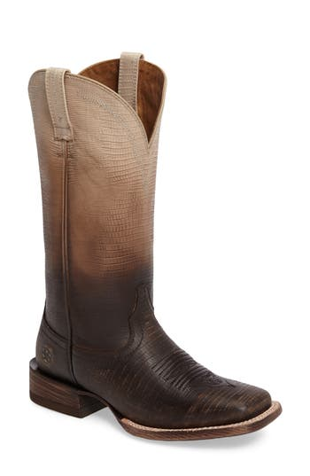 Ariat Ombre Square Toe Western Boot