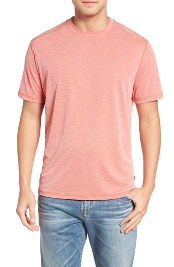 Big & Tall Tommy Bahama Paradise Around Crewneck T-Shirt - Red