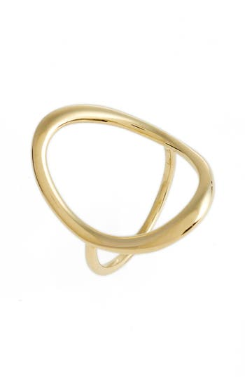 Women's Bony Levy Stackable Open Circle Ring (Nordstrom Exclusive)