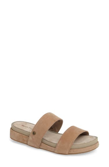 Hush Puppies Gallia Chrysta Sandal, Brown