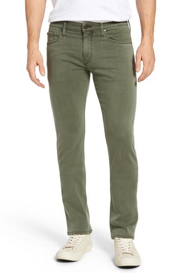 Paige Transcend - Federal Slim Straight Leg Jeans