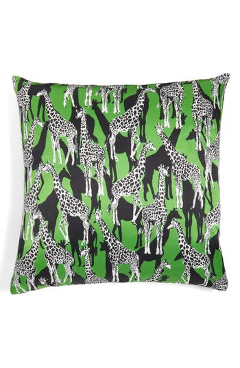 Kate Spade New York Animal Accent Pillow, Size One Size - Green